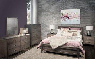 8-Piece Bedroom Set by Villageois