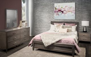 6-Piece Bedroom Set by Villageois