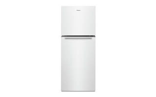 WRT312CZJW - 24-inch Wide Top-Freezer Refrigerator - 11.6 cu. ft.