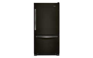WRB322DMHV - 33-inch wide Bottom-Freezer Refrigerator - 22 cu. ft.