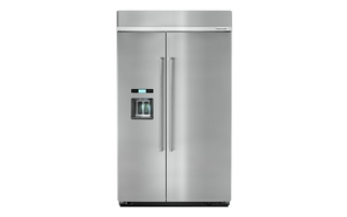 KBSD618ESS - 29.5 cu. ft 48-Inch Width Built-In Side by Side Refrigerator
