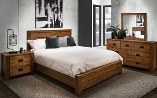 6-Piece Bedroom Set by Arbois & Poitras