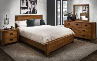 8-Piece Bedroom Set by Arbois & Poitras